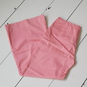 Moda International Pink Wide Leg Pants